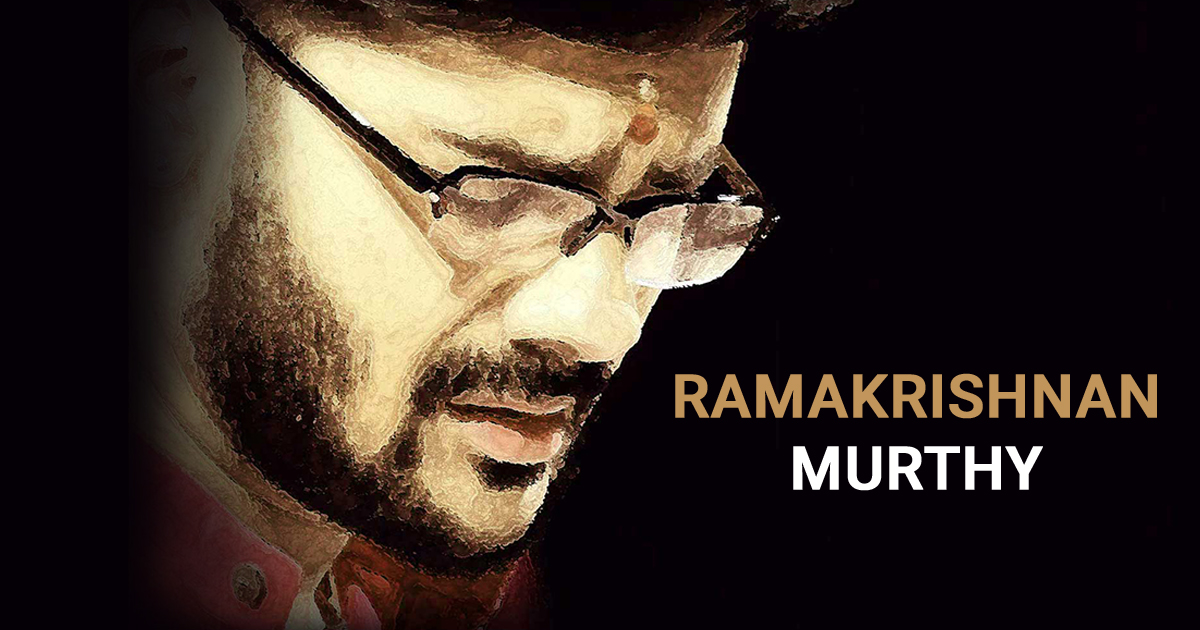 Concert Songs list, Carnatic Vocalist | Ramakrishnan Murthy